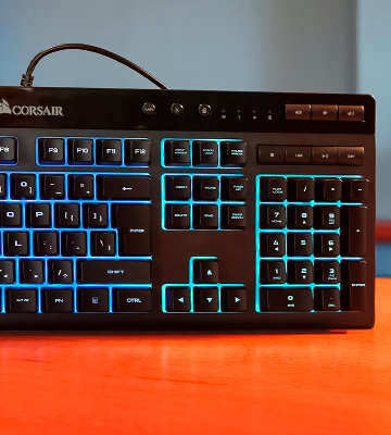 Review of Corsair K55 Gaming Keyboard