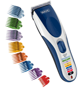 Wahl 9649 Color Pro Cordless Rechargeable Hair Clippers