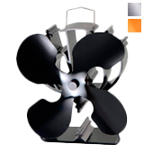 VODA VDSF624B Heat Powered Stove Fan