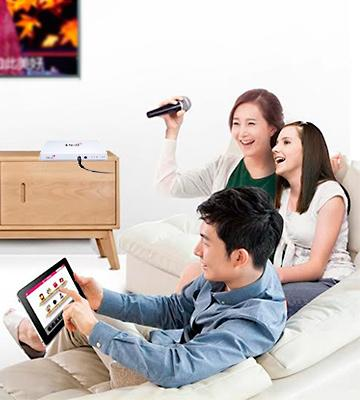Review of HDKaraoke Home Karaoke System