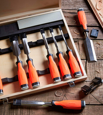 Review of VonHaus 15/085 10 pc Woodworking Chisel Set