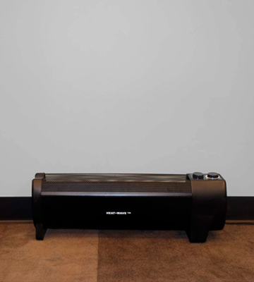 Review of Heat Wave 1,000 Watt Convector Baseboard Heater