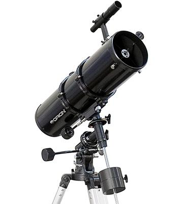 Review of ORION 09007 SpaceProbe 130ST Equatorial Reflector Telescope