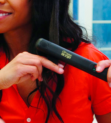 Review of Andis 67770 1-1/2 High Heat Ceramic Flat Iron