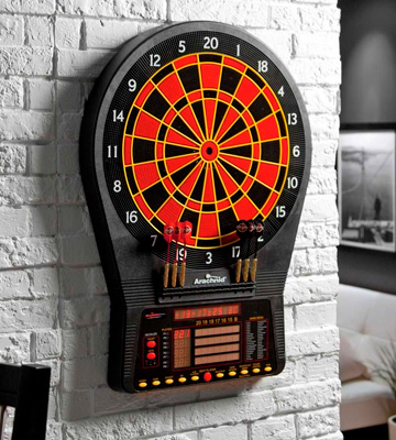 Review of Arachnid Cricket Pro 800 Electronic Dartboard