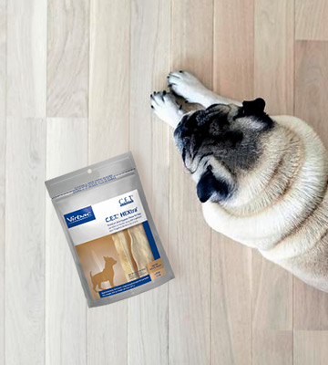 Review of Virbac Oral Hygiene Chews for Dogs