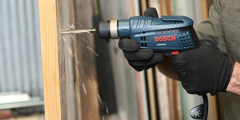Review of Bosch 1006VSR Keyless Chuck