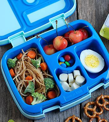 Review of Bentgo BGOKIDS-G Leakproof Lunch Box