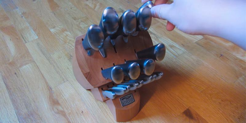 Review of Chicago Cutlery 18-Piece Knife Block Set