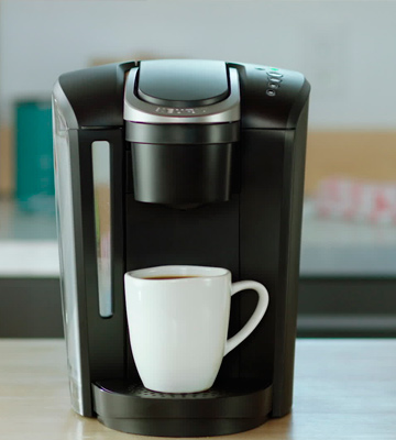 Review of Keurig K-Select Single Serve K-Cup Pod Coffee Maker
