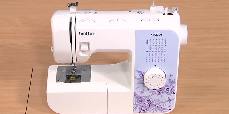 Review of Brother XM2701 Lightweight, Full-Featured Sewing Machine with 27 Stitches
