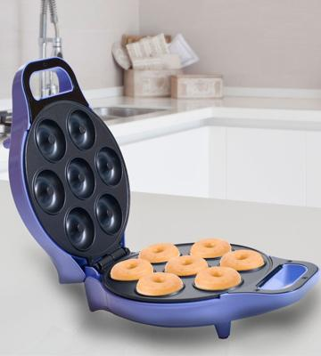 Review of Chef Buddy 82-SW228 Hot Mini Donut Maker