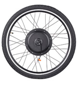 AW Kit PAS System 26x1.75 Front Wheel 48V 1000W 470RPM