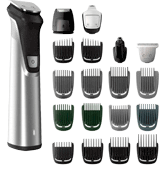 Philips Norelco MG7750/49 Multi Groomer Set (beard, body, face hair trimmer, shaver & clipper)