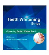 Fairywill Teeth Whitening Strips Professional Kit with Non-Slip Tech Safe