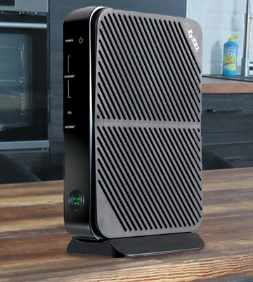 Review of ZyXEL P660HN-51R Adsl/Adsl2+ Wi-Fi Router