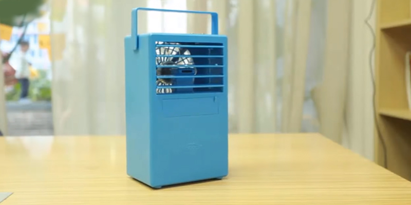 Review of Madoats Air Conditioner Fan Mini Portable