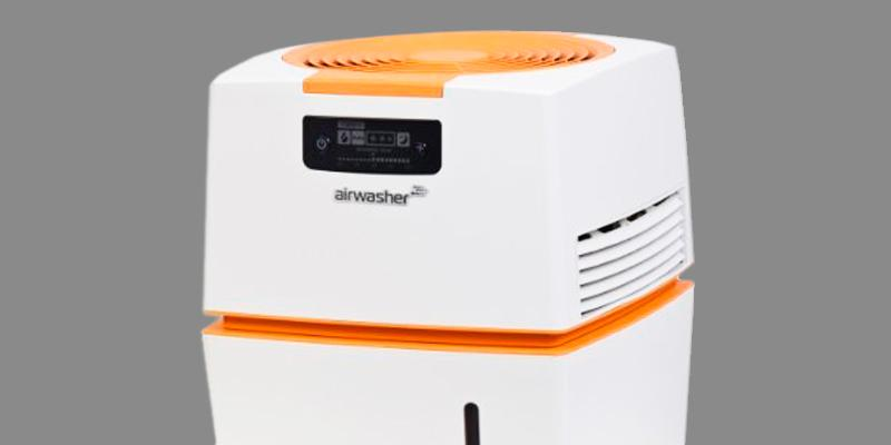 Winia AWA-909RDS Air Washer in the use