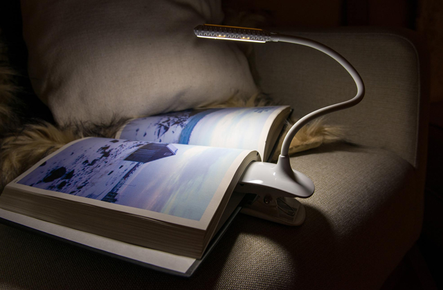 Best Book Lights for Comfortable Reading