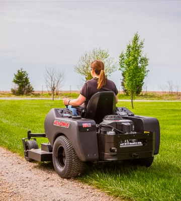 Review of Swisher ZTR2454BS Mower