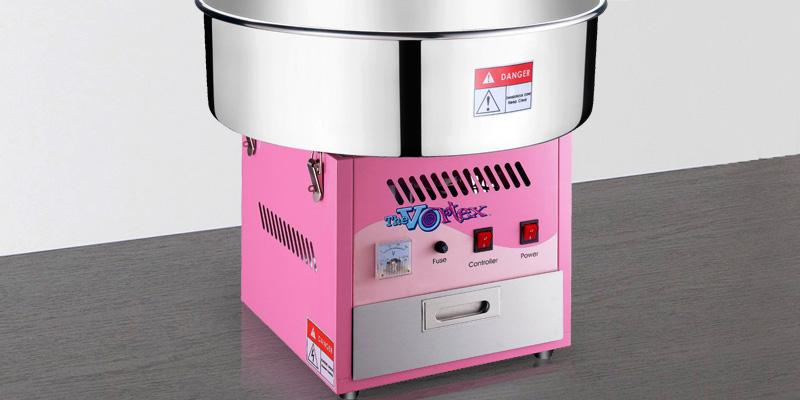Review of Great Northern Commercial Quality Cotton Candy Machine