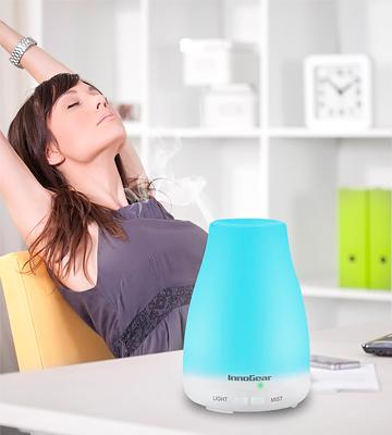 Review of InnoGear Aromatherapy Essential Oil Diffuser