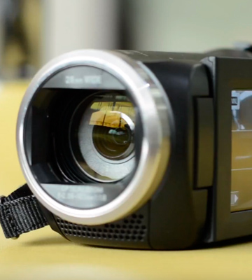 Review of Panasonic HC-V180K Full HD Camcorder