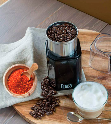 Review of Epica SYNCHKG101296 Electric Spice Grinder & Coffee Grinder