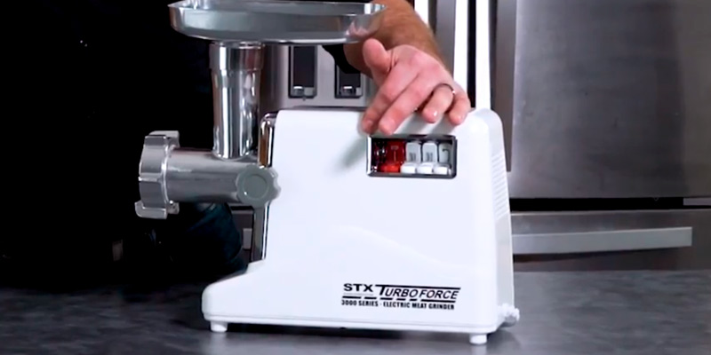 Review of STX International STX-3000-TF Turboforce Meat Grinder
