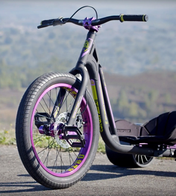 Review of Triad Syndicate 3 Drift Trike Tricycle