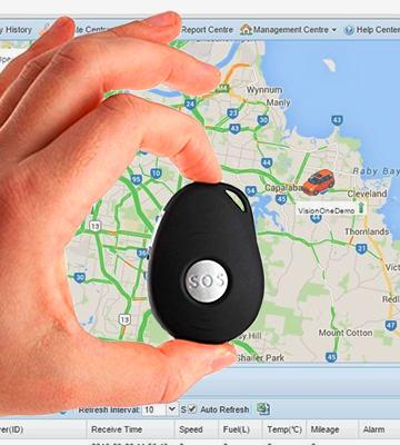 Review of VisionOneGPS Micro Personal GPS Tracker