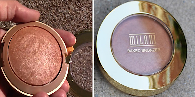 Review of Milani Baked Bronzer