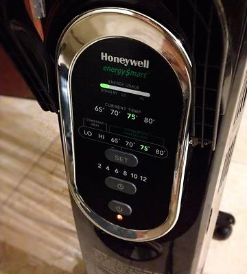 Review of Honeywell HZ-789 Electric Oil Filled Radiator Whole Room Heater
