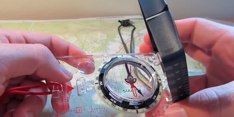 Review of Suunto SS004239001 Compass with Mirrored Sighting