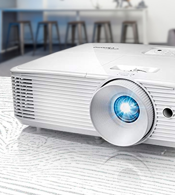 Review of Optoma W335 WXGA DLP Projector