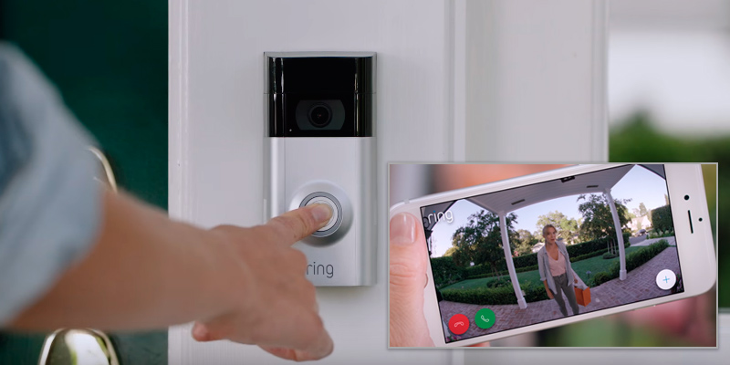 Review of Ring Video Doorbell 2
