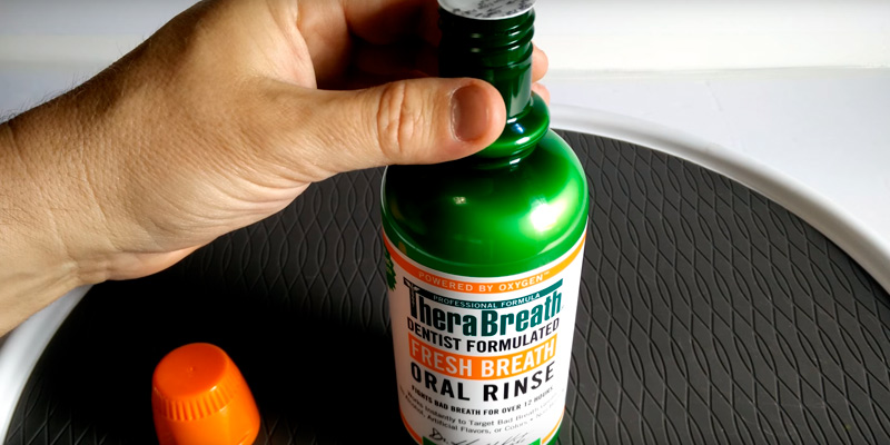 Review of TheraBreath Fresh Breath Oral Rinse