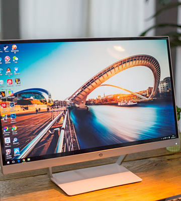 Review of HP Pavilion 27xw 27 FHD IPS Monitor with LED Backlight