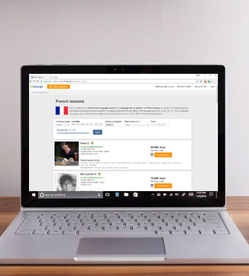 Review of Colanguage French Teacher Online