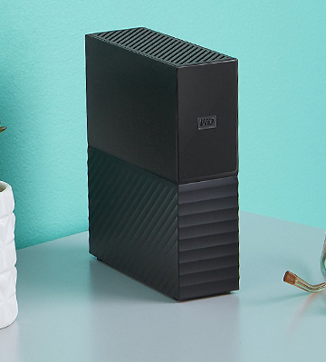 Review of Western Digital My Book Desktop External HDD