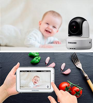 Review of Samsung SEW-3043W BrightVIEW Baby Video Monitoring System