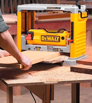 Review of DEWALT DW734 Benchtop Planer