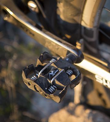 Review of Time Atac MX 2 Bike Pedals
