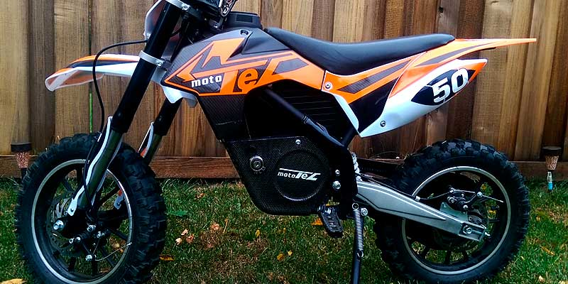 Review of MotoTec MT-Dirt-500 Electric Dirt Bike