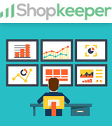 AMZPing Shopkeeper Business Dashboard for Tracks your Sales, Calculates Profit & Forecasts Inventory