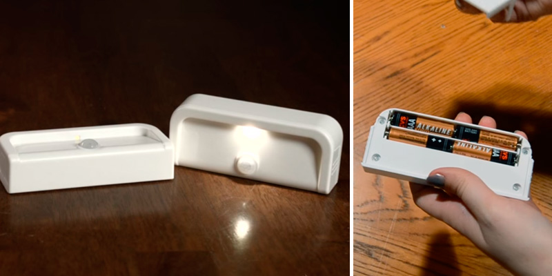 Review of Mr. Beams MB702 2-Pack Wireless Motion-Sensing Mini LED Nightlights
