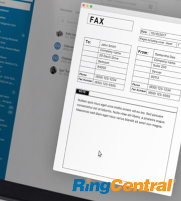Review of RingCentral Online Fax Service