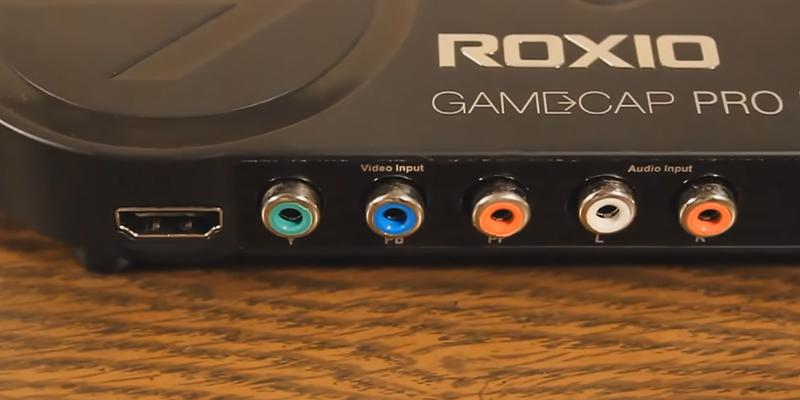 Roxio Game Capture HD PRO in the use