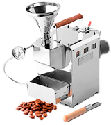 KALDI Home Drum Coffee Roaster, Motorize Type