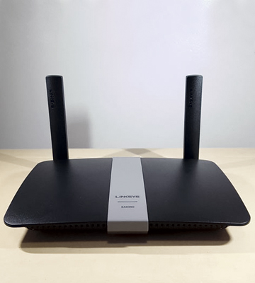 Review of Linksys EA6350 AC1200 Dual Band Smart Wi-Fi Gigabit Router